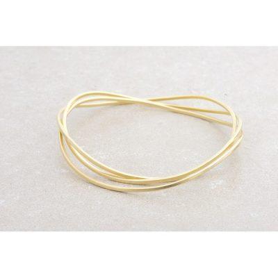 צמידי זהב מעוצבים