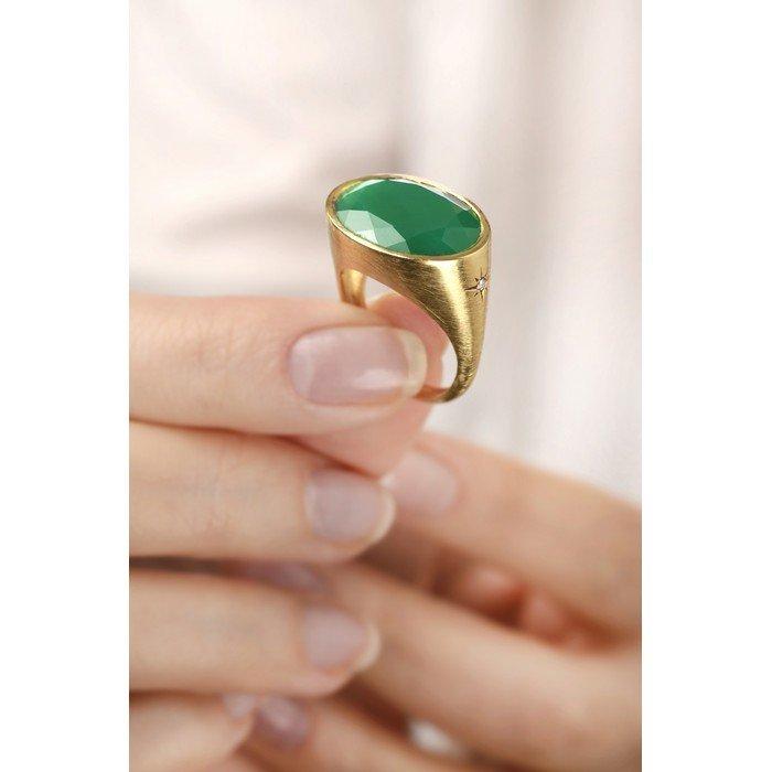 טבעת קוקטייל