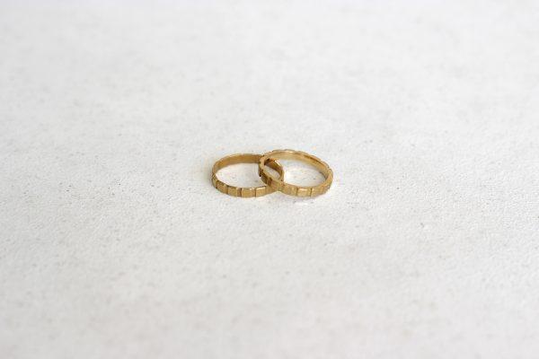 טבעות נישואין מזהב, מיוחדות
