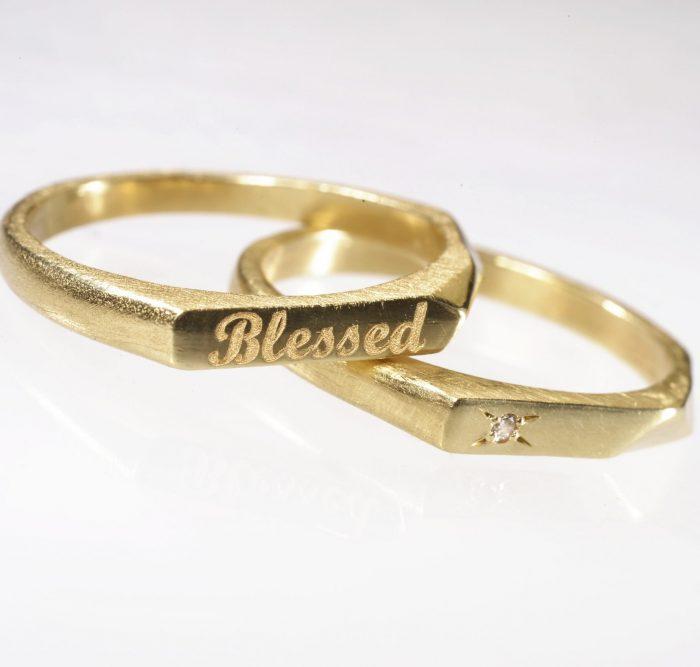 טבעת blessed_ תכשיטי העצמה