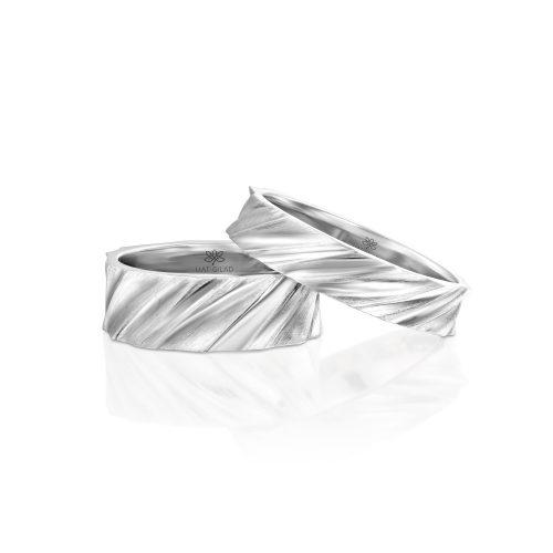 """טבעת אפרת בעובי 5/7 מ""""מ"""