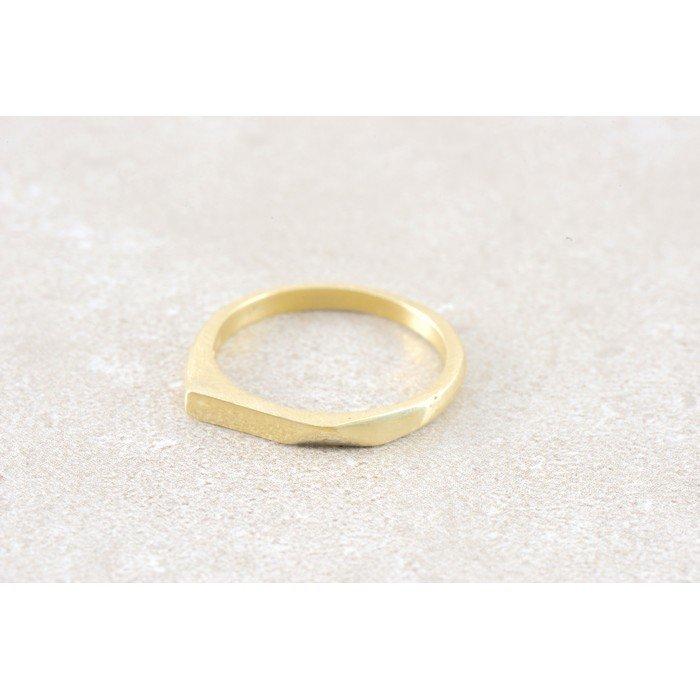 טבעת נישואין אסימטרית