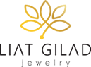 ליאת גלעד – תכשיטים בעיצוב אישי, מכל הלב Logo
