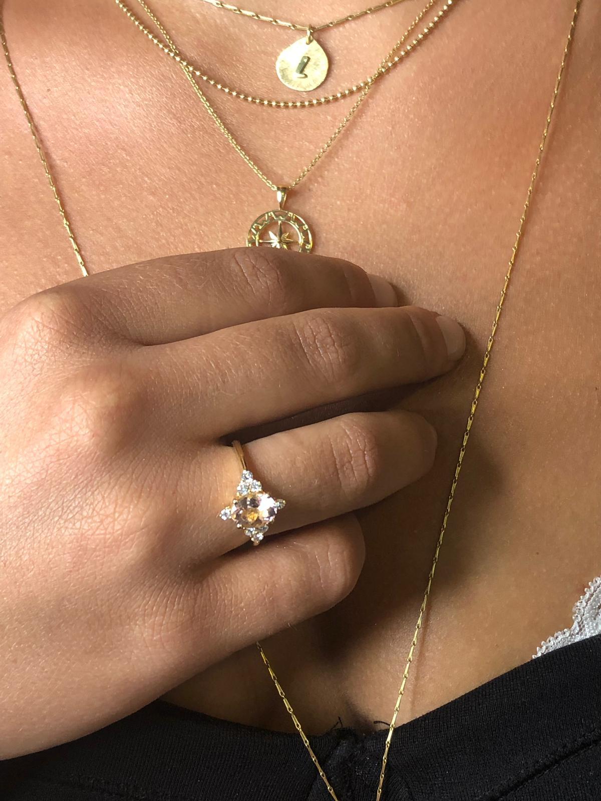 טבעת מורגנייט