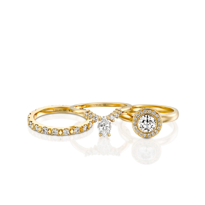 איך לבחור טבעת יהלום?