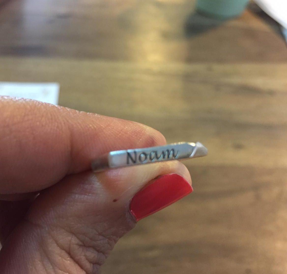 איך להשחיר שם בטבעת