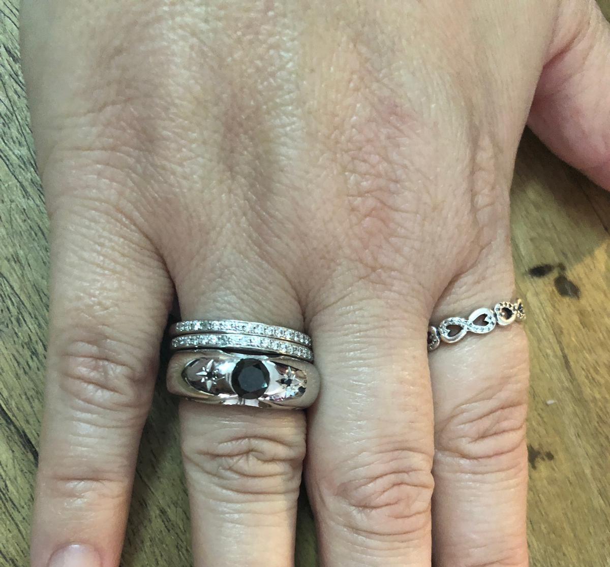 חידוש עיצוב לטבעת